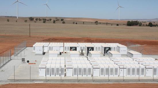 特斯拉与Neoen合作在澳洲建300兆瓦锂电池储能系统