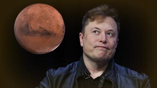 马斯克:我本人可能两到三年内上太空 死后葬在火星
