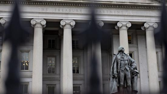 美国10年期国债收益率自去年3月以来首次突破1%