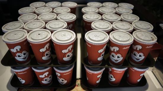 菲律宾餐饮巨头快乐蜂拟在海外开设450家新店