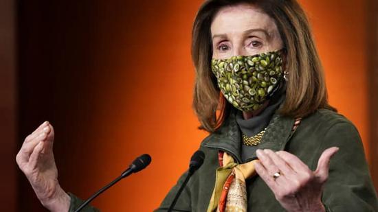 佩洛西:众议院计划在下周结束前就抗疫救助法案进行投票