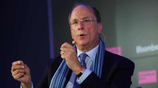 贝莱德CEO:对金融市场感到乐观 新冠变异病毒是近期最大风险