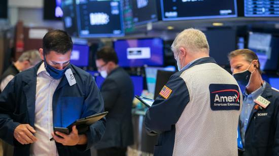 收盘:等待非农数据 美股周四收跌