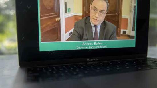 英国央行行长:加密货币不是好的支付媒介 投资者当心赔光