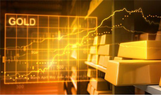 黄金期货周一收跌0.45% 受美元反弹影响