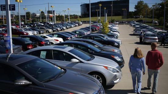 美国汽车平均使用寿命达创纪录12.1年
