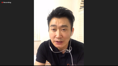 趣活创首人兼董事长、CEO虞阳批准媒体采访