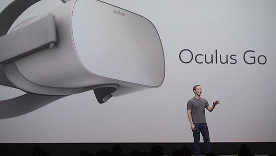 Facebook将在f8开发者大会上推出独立VR头显