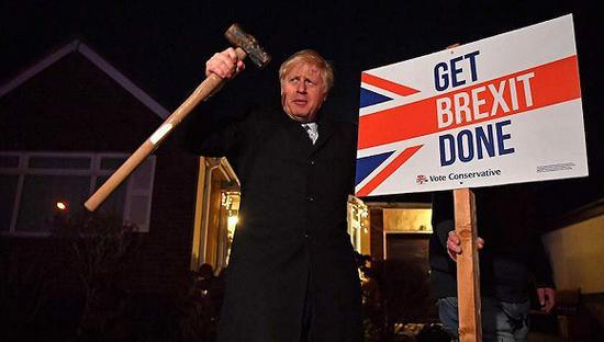 歐盟認為有理由對英國違反脫歐協議的計劃展開法律行動