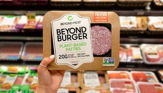 Beyond Meat三季度財報不及預期 股價盤后暴跌25%