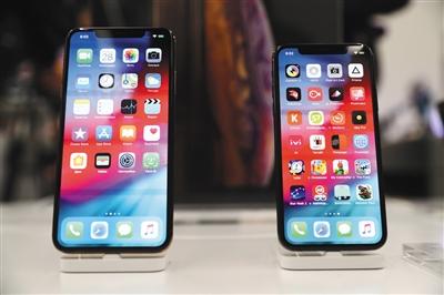 2018年9月28日,莫斯科iPhone Xs开售。图/视觉中国