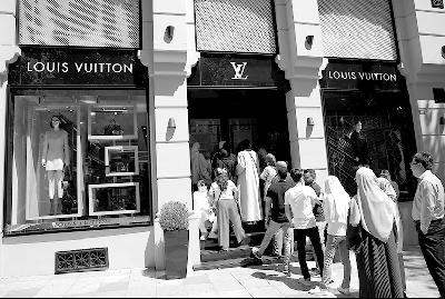 土耳其出现奢侈品抢购潮
