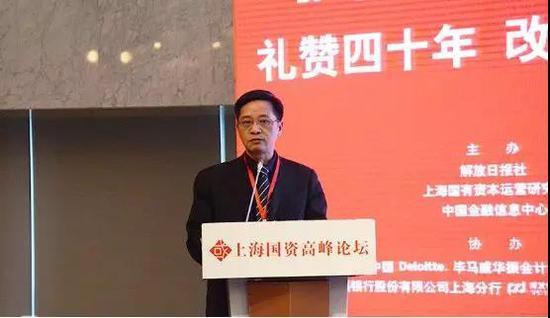 上海化工钻研院有限公司院长李良君