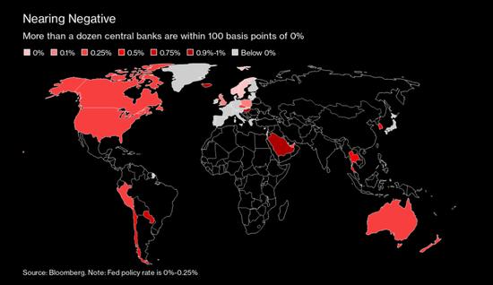 英国央行权衡负利率利弊 认为其当前效果存疑