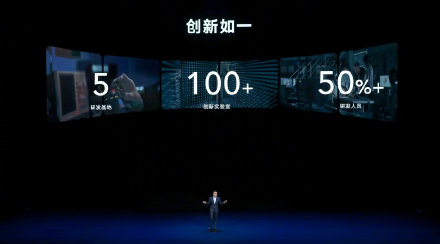 荣耀CEO赵明:所有员工中超过50%人员是研发工程人员