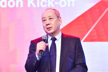 中欧国际工商学院副院长兼中方教务长张维炯教授做总结发言