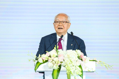 中欧国际工商学院终身荣誉教授吴敬琏发表主题演讲