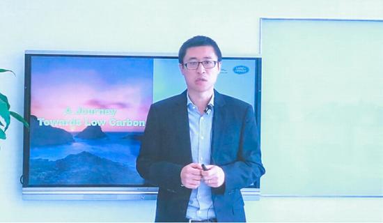 解峰:2021年2月捷豹路虎将在中国推出首款国产化混合动力车型