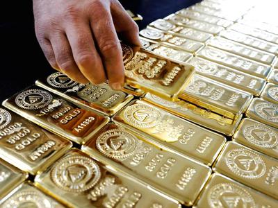 欧央行放鹰美指接连下跌 纸黄金多头酝酿大爆发纸黄金