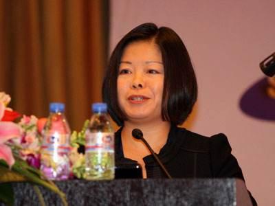 图为瑞银董事总经理、始席中国经济学家 汪涛