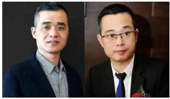 永辉超市创始人张轩宁、张轩松