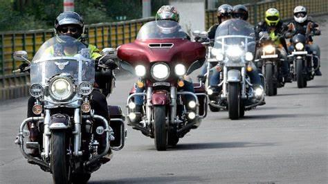 哈雷摩托退出印度市场 年销量不到2500辆