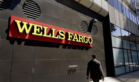 富国银行因贷款滥用遭10亿美元罚款 第一季获利增6%富国银行