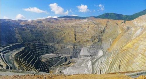 """中铝加码""""铜战略""""特罗莫克铜矿扩建计划启动中铝公司"""