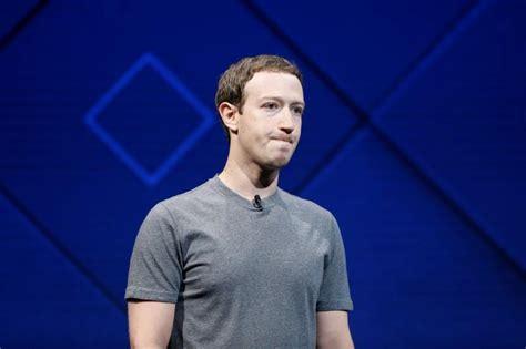 Facebook创始人兼CEO马克-扎克伯格