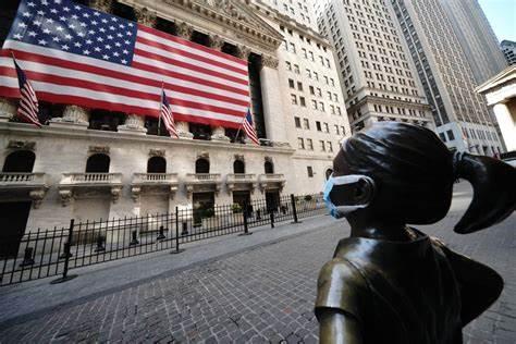 开盘:疫情形势施压 美股周一低开