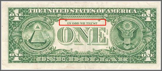 1美元纸币