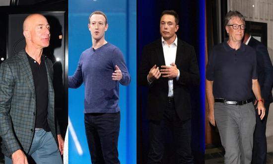 史上最赚钱一周 全球500大富豪财富暴增2090亿美元 富豪 新浪财经 新浪网