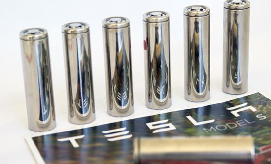 丰田开始在中国销售的部分车型上使用特斯拉式电池