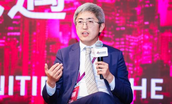 同盾科技副总裁兼首席财务官陈达亮