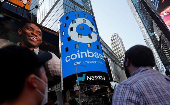 加密货币交易所Coinbase尽享上市盛宴 比特币狂热者却嗤之以鼻