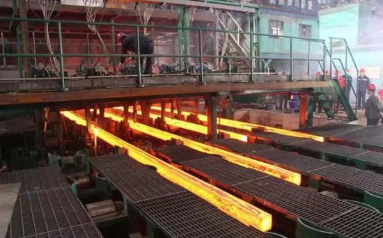 中钢协:库存增加矿价上涨 疫情对钢铁业有六大影响