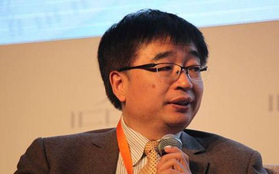 刘二海:企业只有构建自己的基础设施才能发展起来