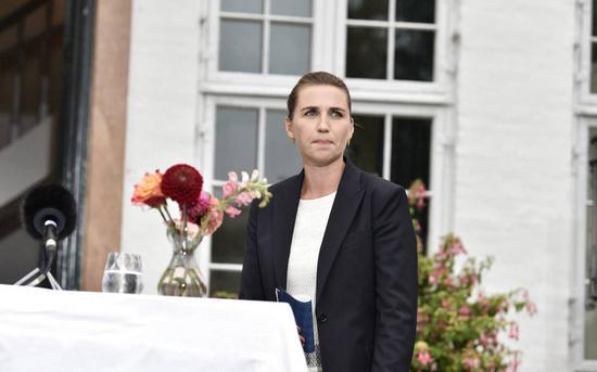 丹麦首相梅特·佛瑞德里克森