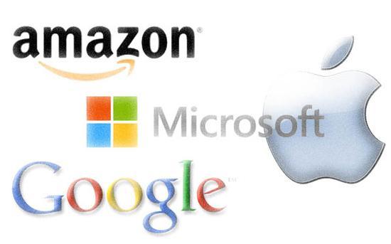 四大科技巨头市值蒸发1.3万亿美元!苹果市值蒸发约3718亿美元