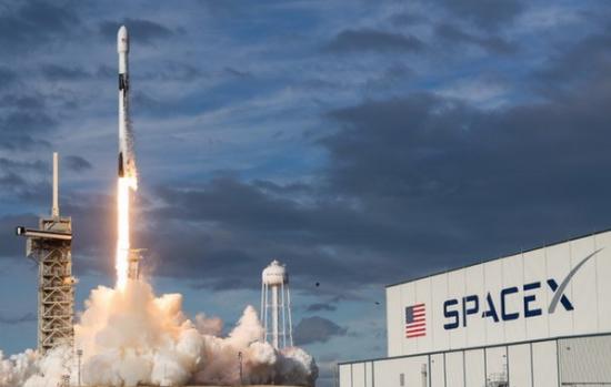 美国将60颗小卫星送入近地轨道 星链项目迈出实质性一步