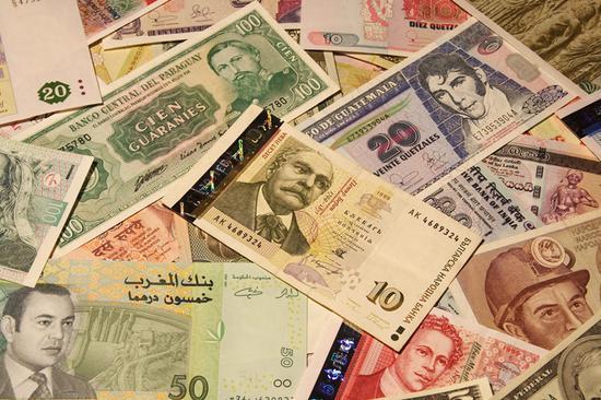 三大因素决定新兴市场货币走势