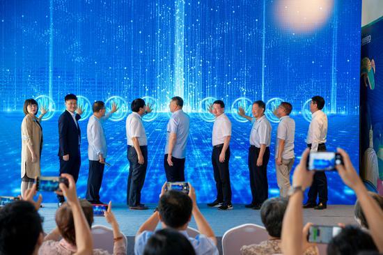 《故宫里的海洋世界——海错图沉浸式多媒体综合展》在厦圆满开幕