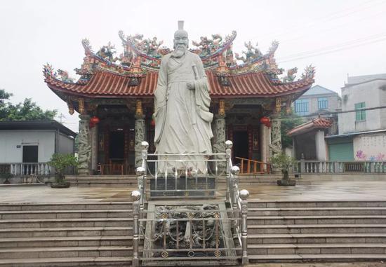 台湾屈原宫的根在这?漳州这两个地方和它渊源不浅