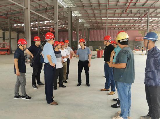 漳州全市住建系统扎实开展端午节假日安全隐患排查整治