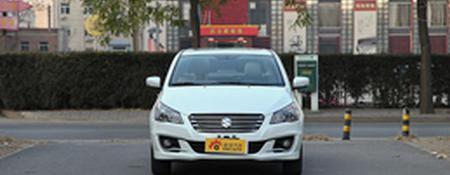铃木启悦车型最高优惠1.2万 少量现车