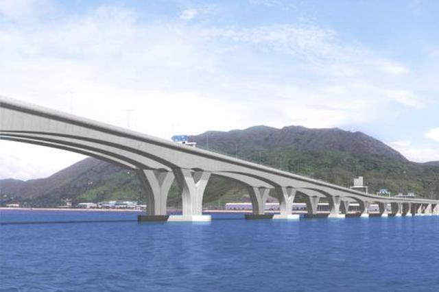 福建出台42条措施 推进研拟厦金大桥方案