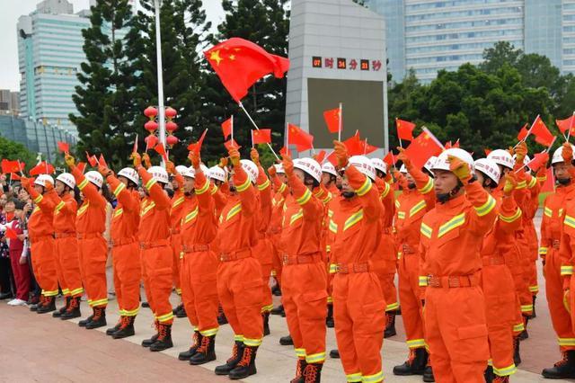 福建招录645名国家综合消防救援队员 高中以上可报名