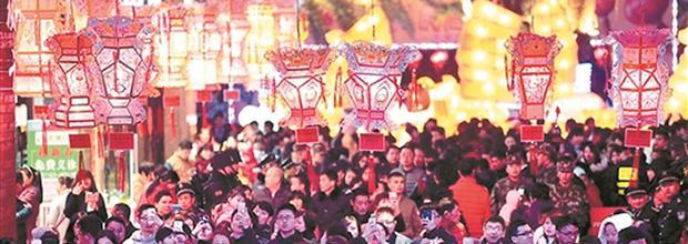 2018年元宵泉州灯会定于正月十三至十六举办 三大展区逾千盏花