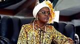 商务范:52岁的她是画风最土豪的总统夫人