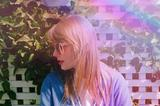 陷入甜蜜恋爱的Taylor Swift 粉嫩嫩的恋爱妆超甜